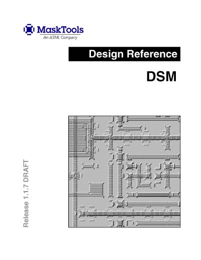 ASM Lithography (ASML) DSM Design Reference
