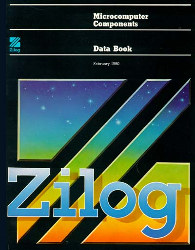 Zilog Z80 DMA and SIO Data Sheets