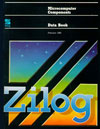 Zilog Z80 DMA and SIO Data Sheets example